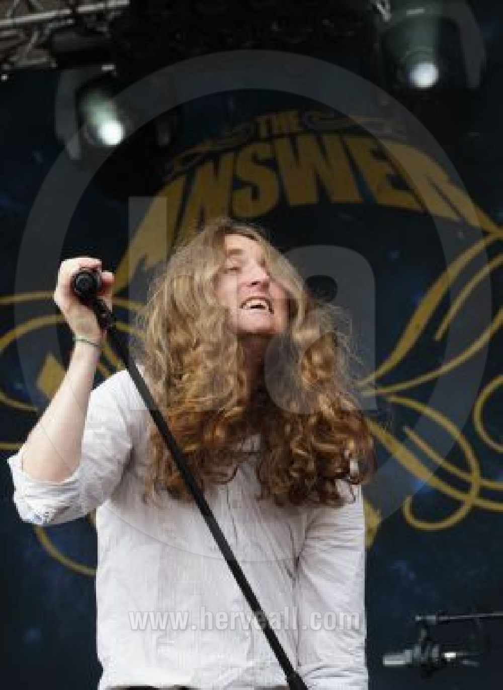 The Answer / Eurock�ennes 2009